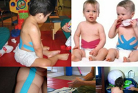 детский массаж астана тейпирование